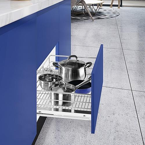 Goldmaker floor cabinet system solution