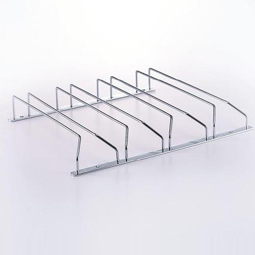 Four-row goblet holder