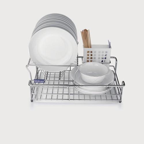 Desktop dish rack